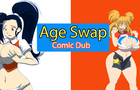 Age Swap Comic Dub - Breast Expansion