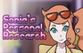 Sonia's Personal Research