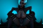 Sindel's a Screamer - Mortal Kombat