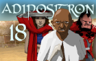 Adipositron #18 In this slime trail, too