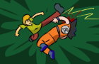 Shaggy vs Goku [Scooby Doo Meets Dragon Ball Z]