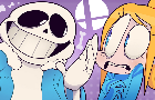 SANS IS IN SMASH GUYS WHAT THE ACTUAL (+ Banjo)