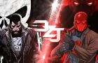 Punisher VS Red hood - (Marvel VS Dc comics)