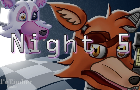 If Foxy Was the Phone Guy 2; Night 5 (Animated)