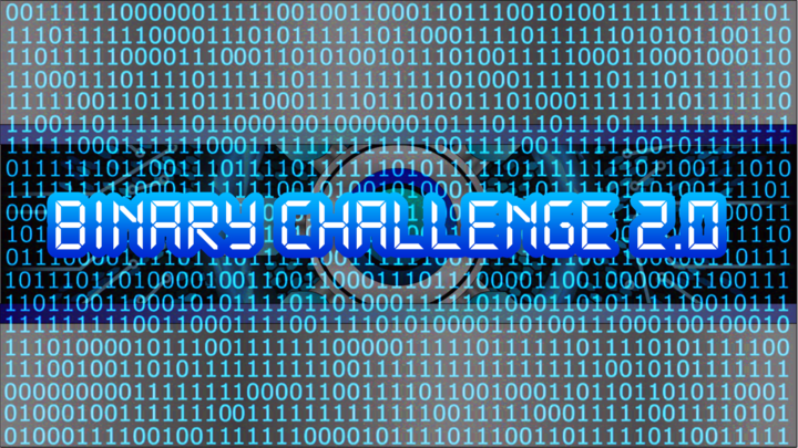 Binary Challenge v2.0 - By Andymator - Flash game