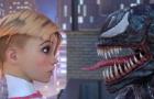 Spider-Gwen x Venom
