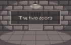 The two doors