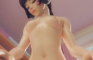 Dva riding your cock in her bedroom