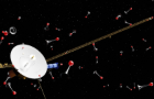 Voyager 1 encounters something in deep space