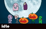 idle helloween(candy)