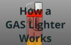 How a cigarette lighter works