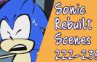 Sonic Rebuilt Scenes 222-235 | B33NB33L
