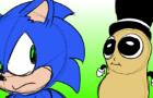 Baby Sonic vs. Baby Nut (Short)