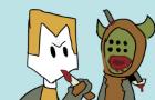 Castle crashers parody