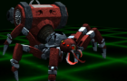RedWidow attack mech