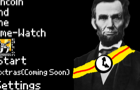 Abraham Lincoln and the Time Watch