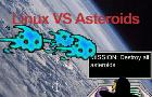 Tux VS Asteroids
