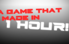a Survival Game Made In 1 Hour!