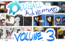 OddBall Adventures Comics: Volume 3!
