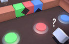 A (W)hole lot of Colors (GameJam Game)