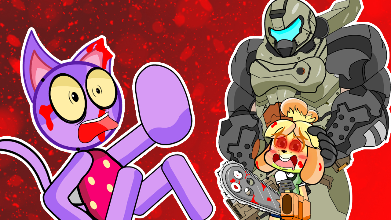 Isabelle X Doomguy Shipping Chaos
