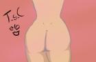 Butt-walk