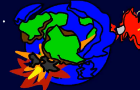 The Earth Explodes Lol