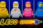 LEGO SPACE! A Stop-motion Movie | Chapter 1 See No Evil