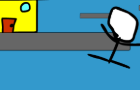 Stickman's Very Basic Game