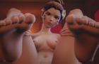 Brigitte Still Loves Feet