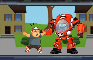 Megaman X vs. Zombies IV