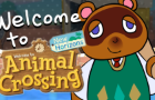 Welcome to Animal Crossing