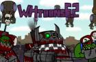 WHtoons #6.2 Orks vs Zergs