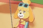 Isabelle on Vacation