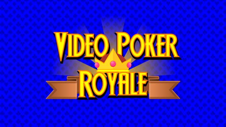 Video Poker Royale