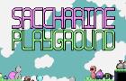 Saccharine playground