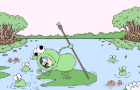 Frog King Freak