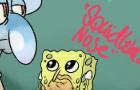 """""""SquidWard's Nose"""""""