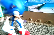 Sonic's Summer Run (STOP MOTION)