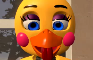 Quarantine with Toy Chica