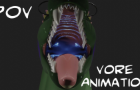 POV Dragon Vore Animation