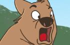 Screaming Mountain Gopher - 2D