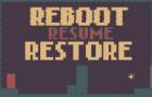 Reboot Resume Restore
