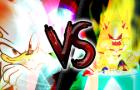 Shadic vs Metallix | Sprite Battle