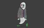 Drunk ghost short
