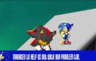 Sonic and Shadow in Vectorman's World scene (Short Preview + SPOILER ALERT!!!)