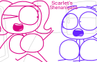 Scarlet's Shenanigans (Chick Figures Parody)
