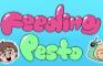 Feeding Pesto
