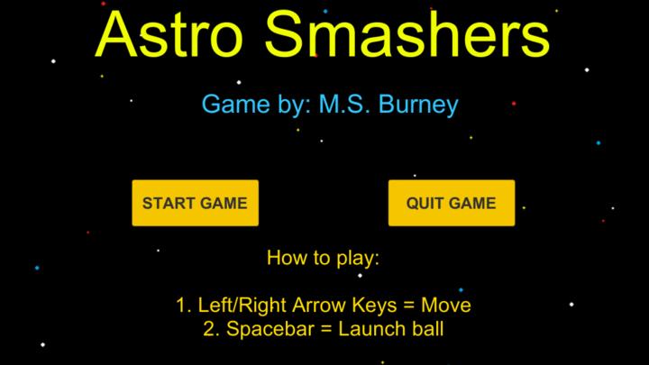 Astro Smashers