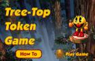 Pac-Man: Tree Top Token Game